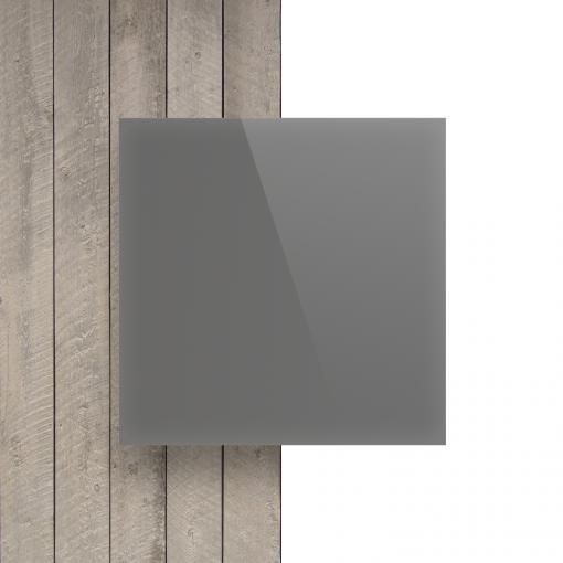 Voorkant plexiglas satijn cement glans
