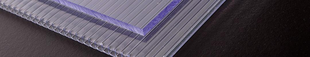 Polycarbonaat verschil massief en kanaalplaat