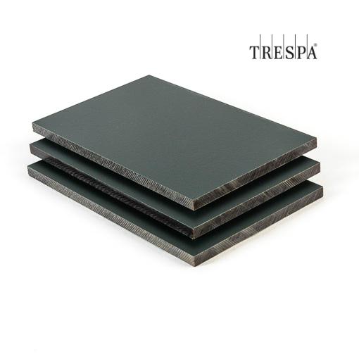 trespa hpl plaat 6 mm dennengroen gratis op maat gezaagd. Black Bedroom Furniture Sets. Home Design Ideas