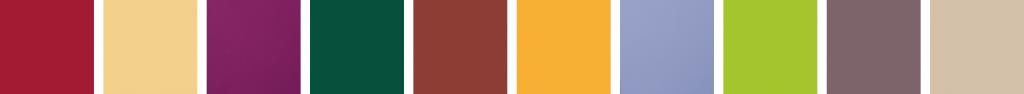 uni-kleuren Trespa