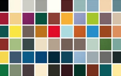 Trespa® kleuren