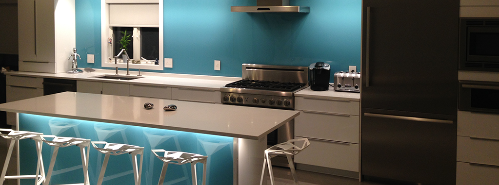 Kunststof achterwand voor in de keuken inspiratie en ideeen - Keuken muur kleur idee ...
