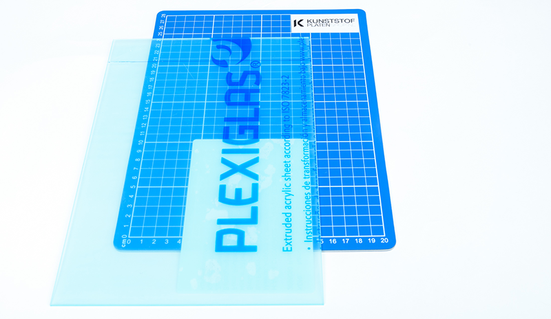 hologram maken van plexiglas - plexiglas
