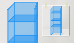 Plexiglas vitrinekast maken