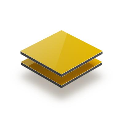 Alupanel geel