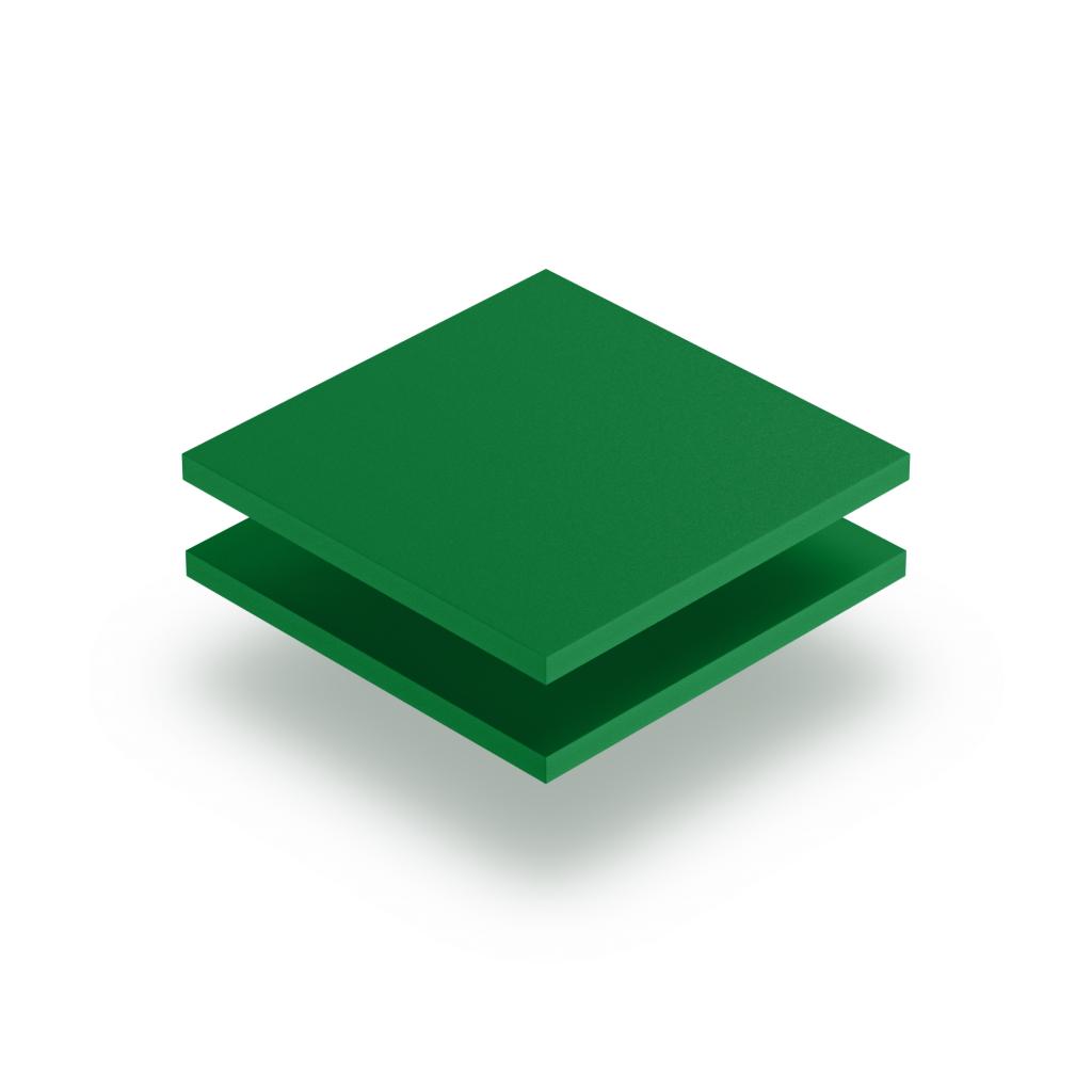 Geschuimd PVC groen