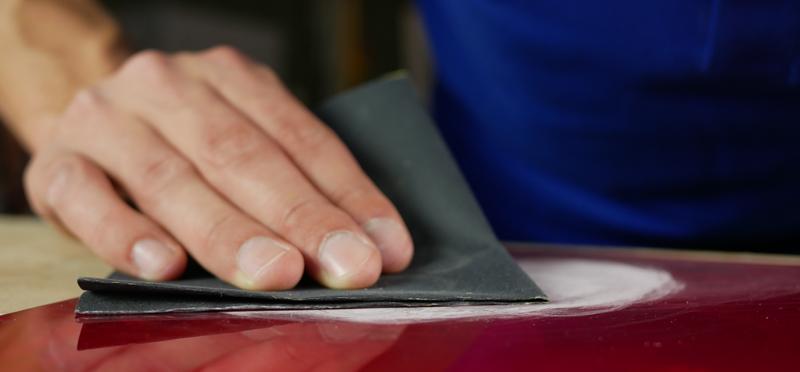 Plexiglas handschuren