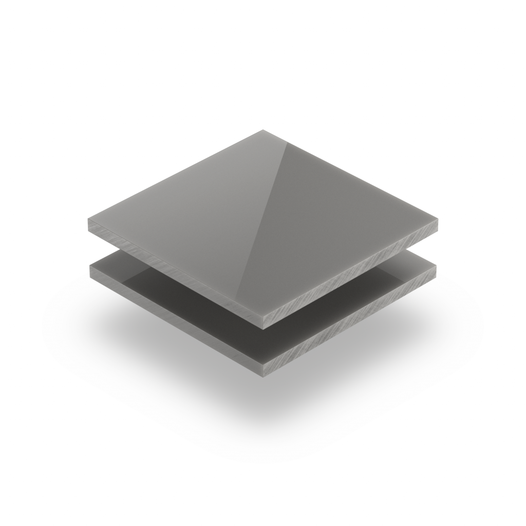Plexiglas satijn cement glans