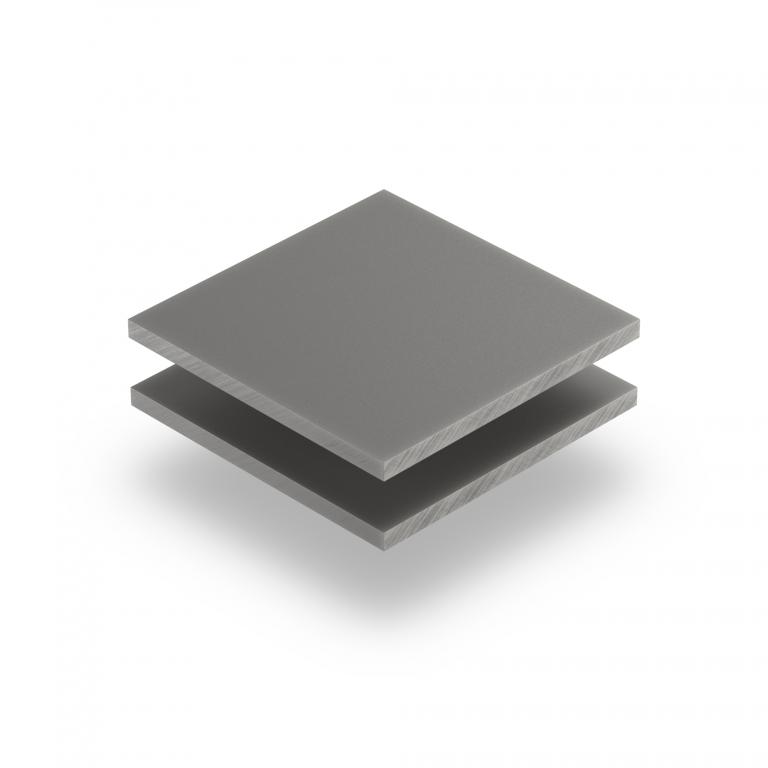 Plexiglas satijn cement mat