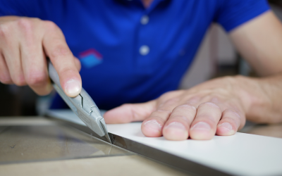 Plexiglas snijden