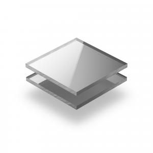 Plexiglas spiegel zilver