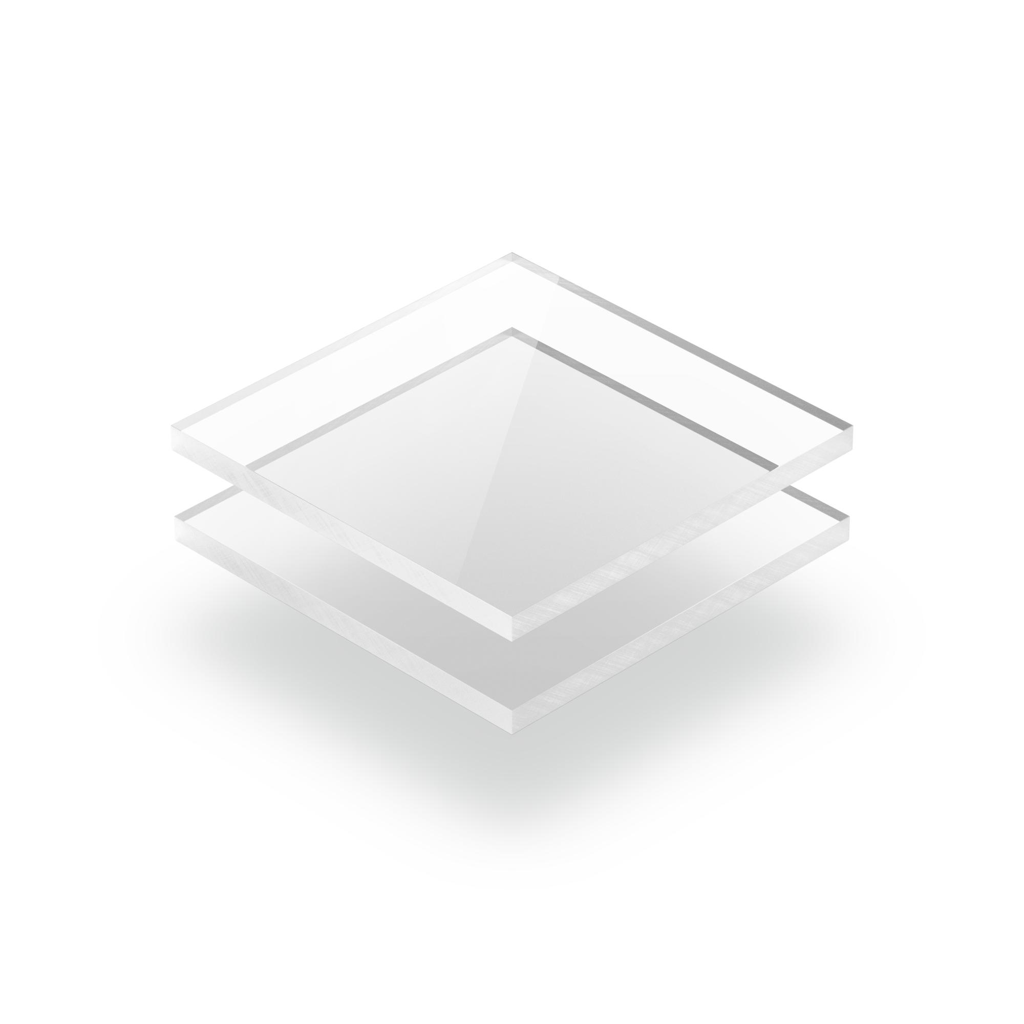 Uitzonderlijk Polycarbonaat plaat helder 3 MM - GRATIS op maat gezaagd YL27