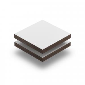HPL wit structuur