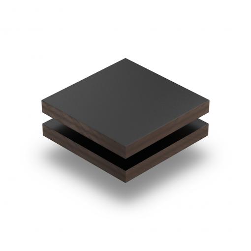 HPL zwart structuur