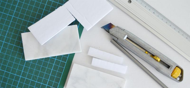Bureau accessoires - materiaal 2