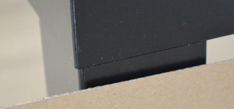 Plexiglas tafel - stap 2