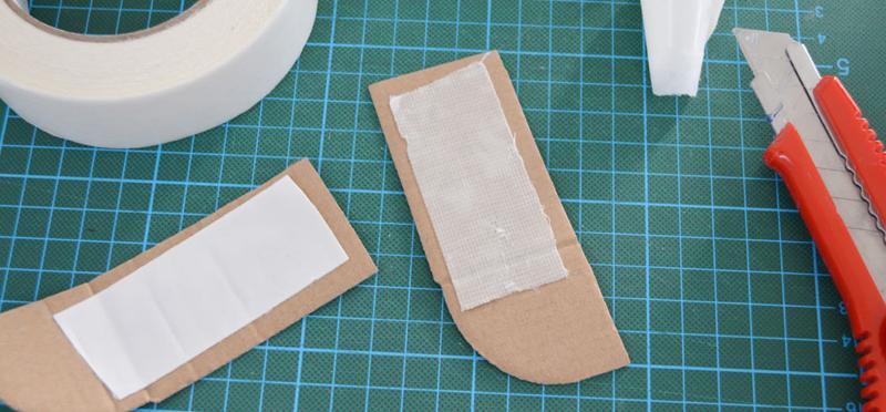 Plexiglas tafel - stap 3