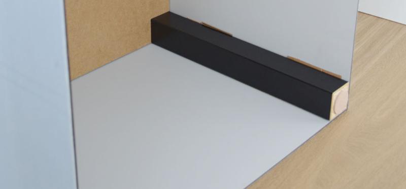 Plexiglas tafel - stap 9