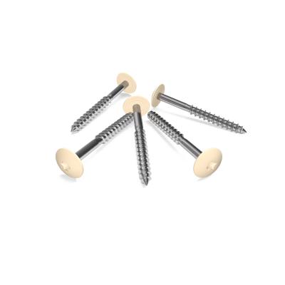 HPL-schroeven-ivoor