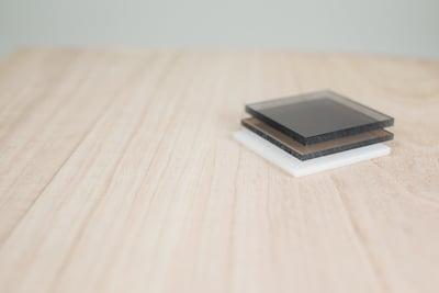 Soorten plexiglas platen