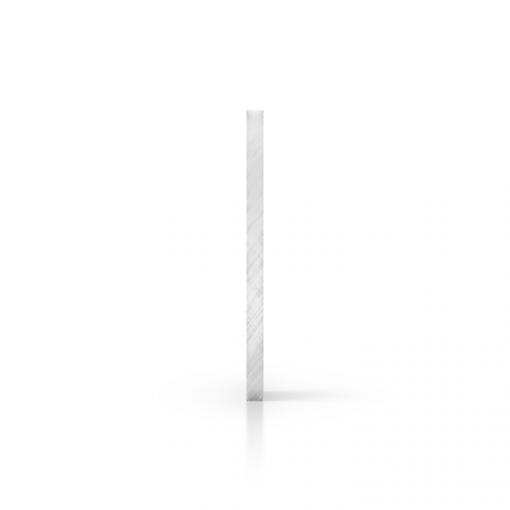 Zijkant plexiglas plaat
