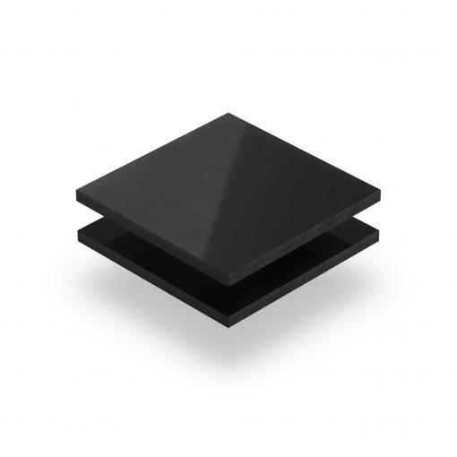 Zwarte hard polyetheen PE plaat