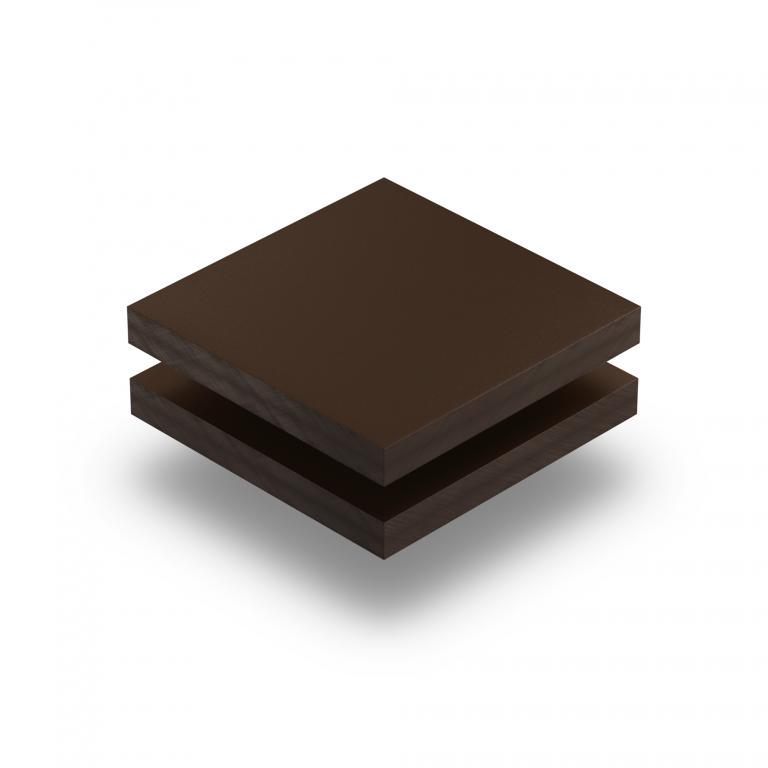 HPL chocoladebruin structuur
