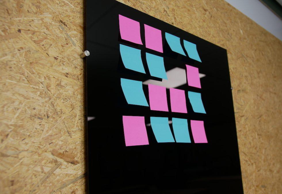 DIY: zelf een memobord maken