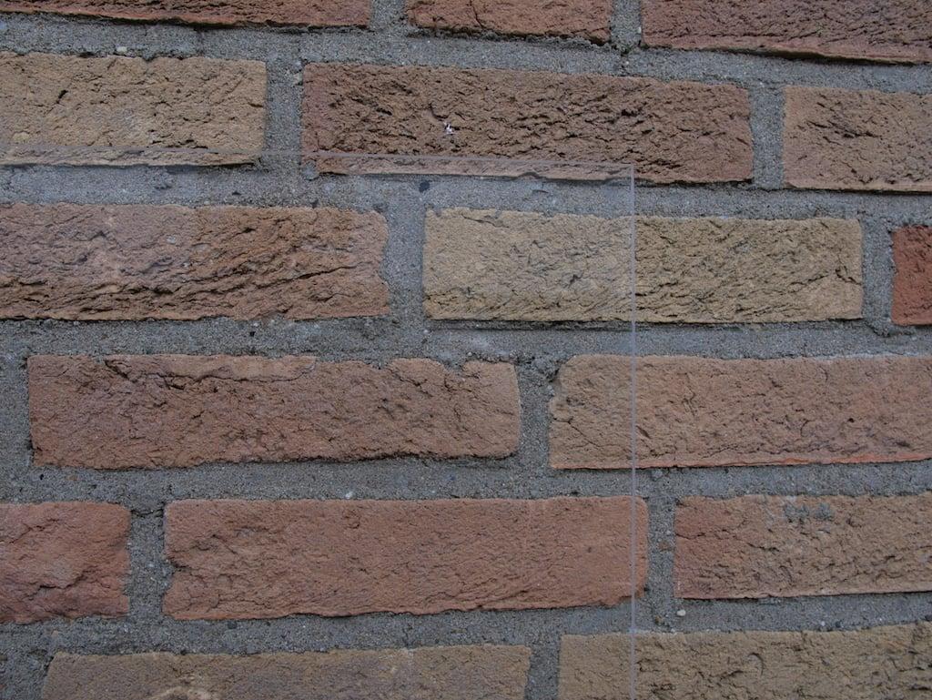 Polycarbonaat plexiglas voor muur