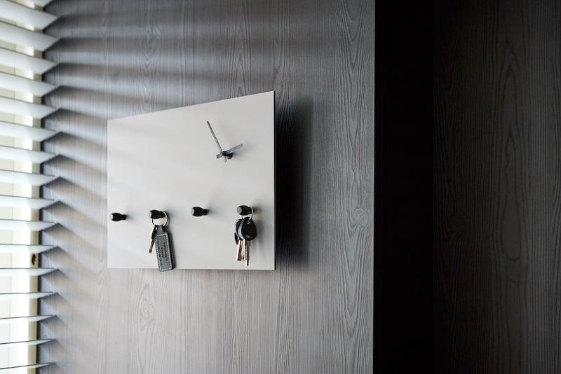 Zelf klok maken plexiglas
