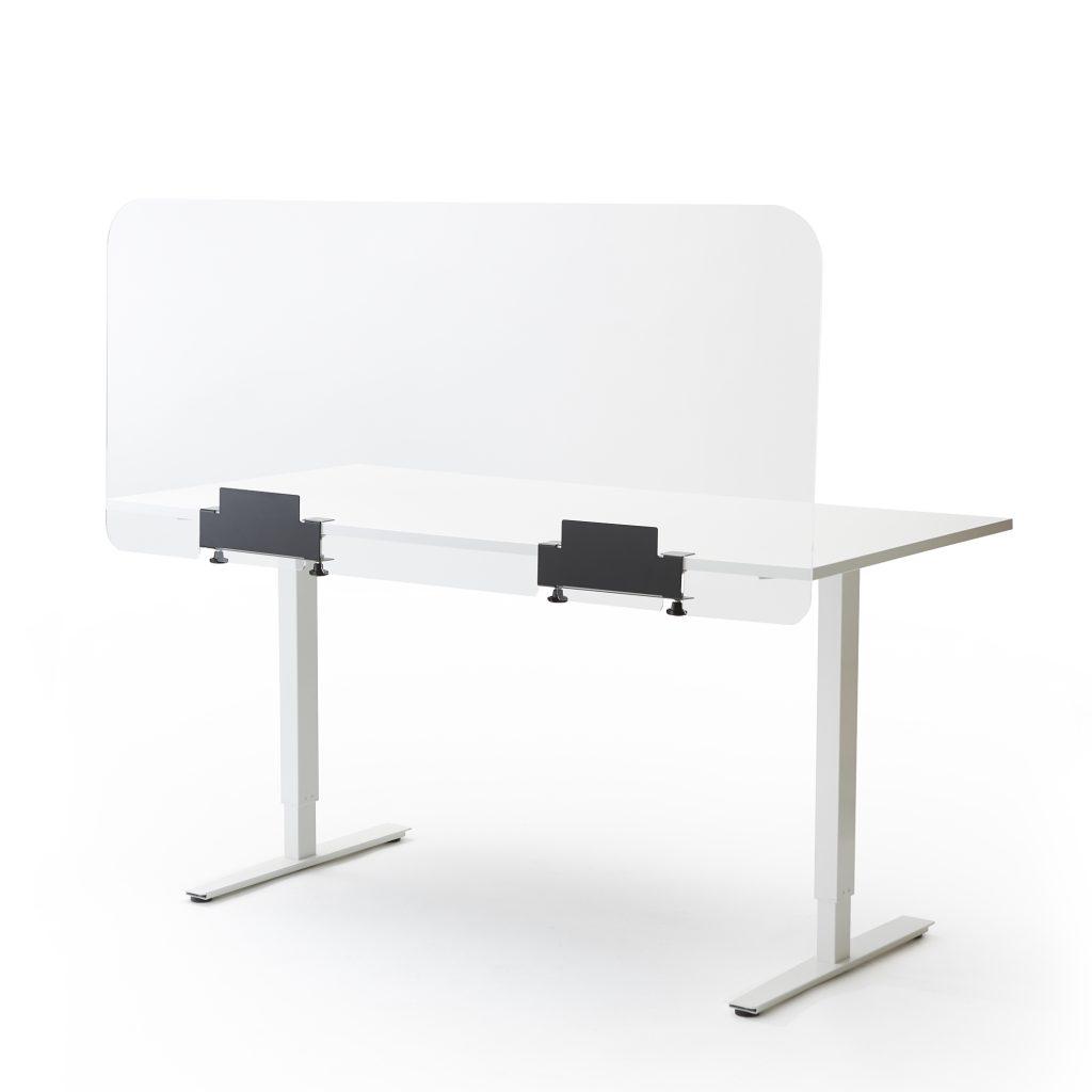 Bureau tafelscherm groot