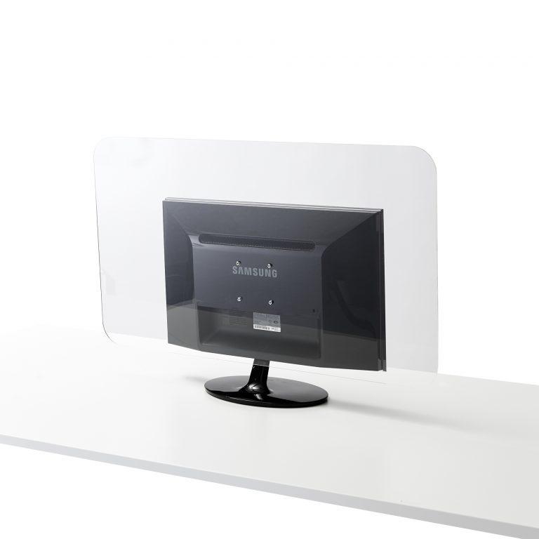 Monitorscherm van plexiglas