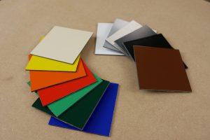 Dibond alupanel kleuren
