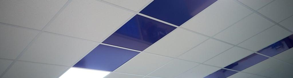 5 tips om je systeemplafond te pimpen