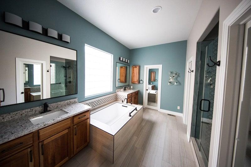 badkamer raam voor meer privacy