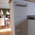 Handdoekenrek keuken