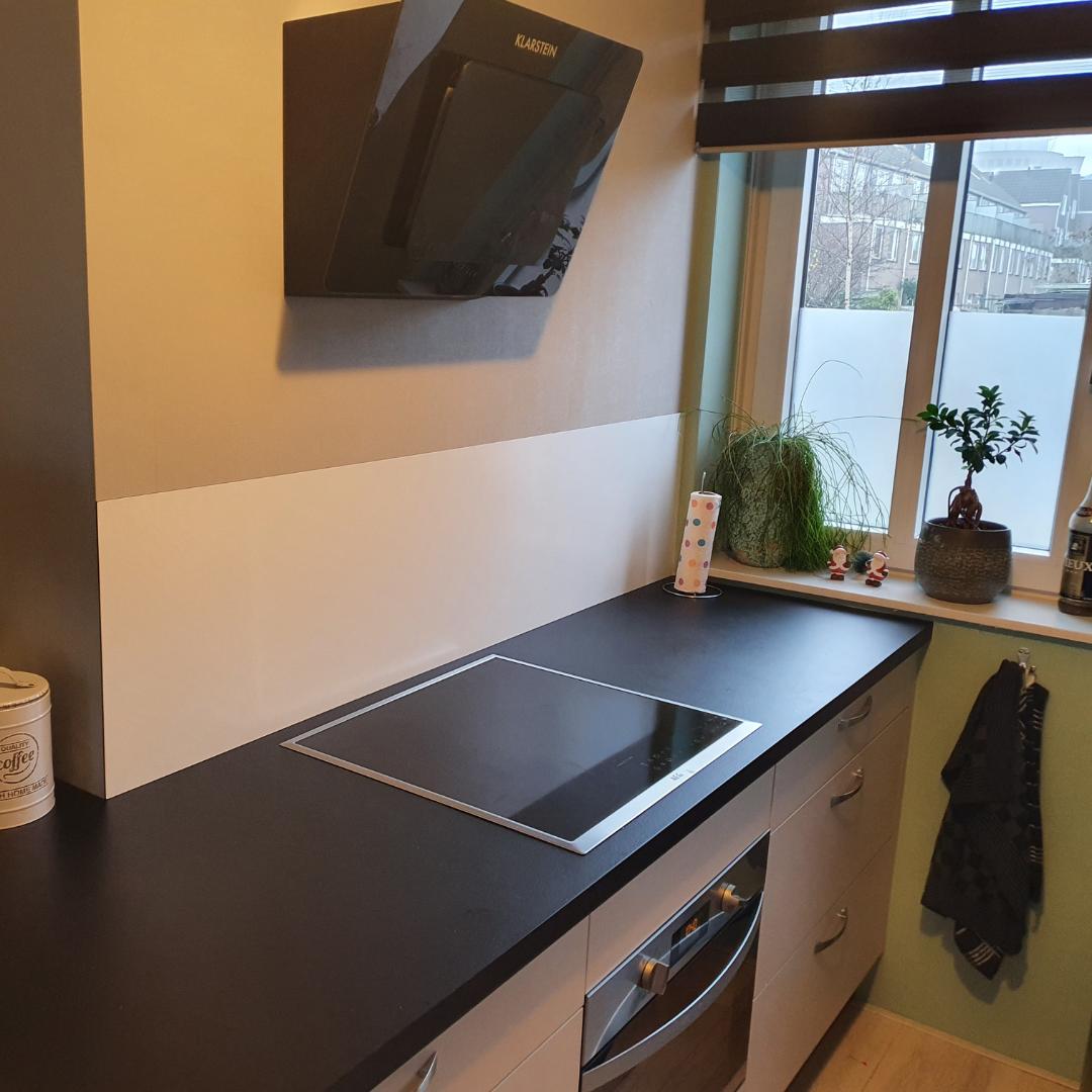 Spatwand keuken