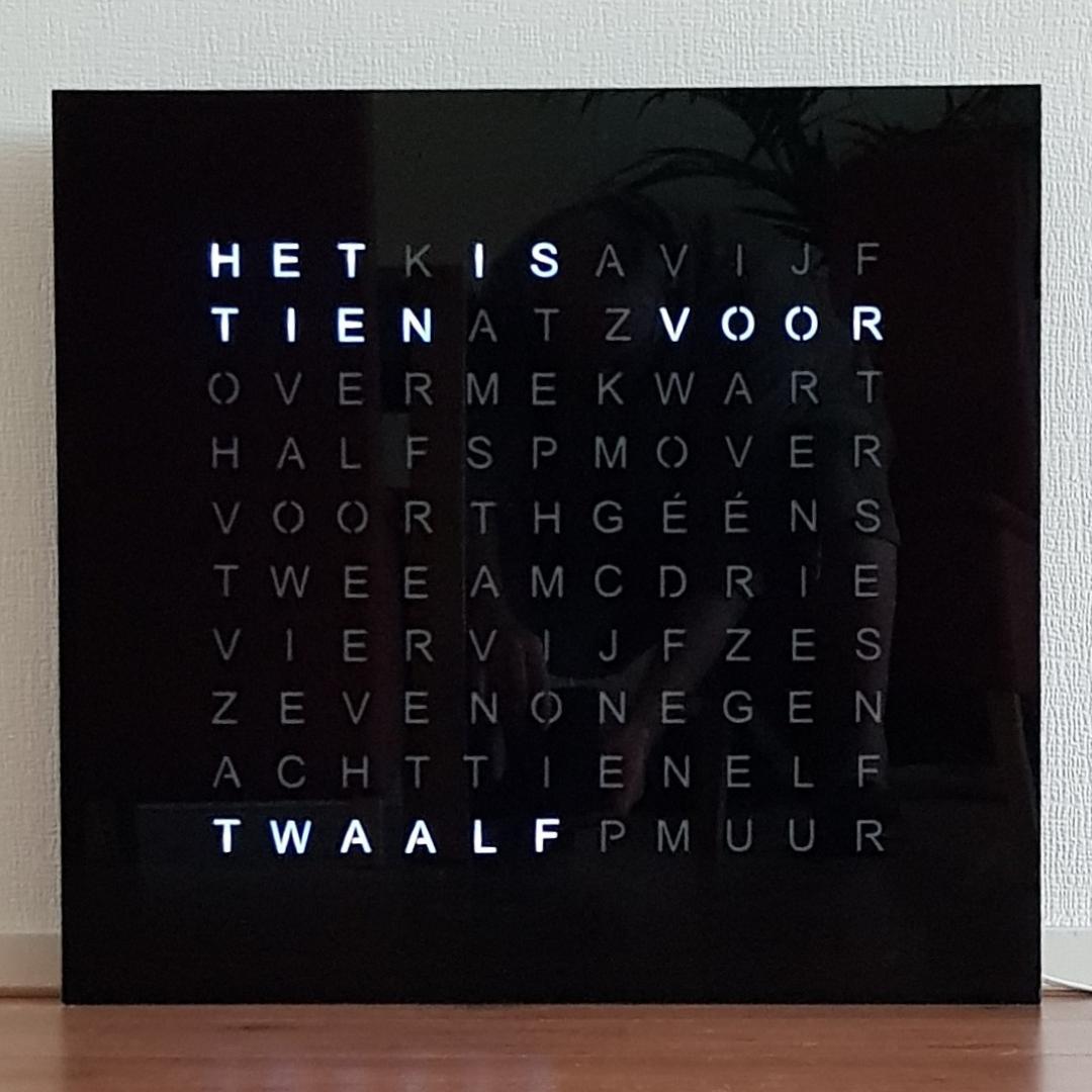Woordklok Nederlands