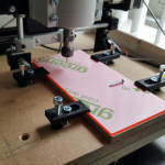 drone maken plexiglas