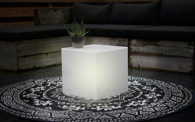 Lichtkubus maken van plexiglas