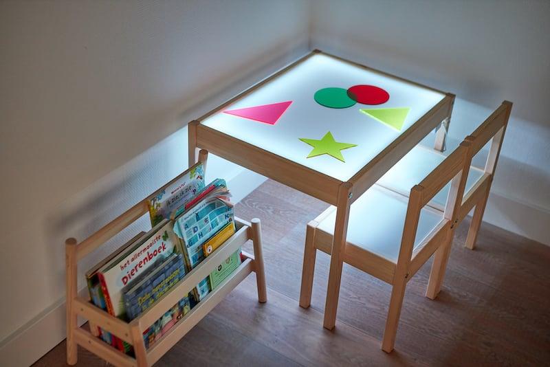 IKEA hack Lichttafel maken
