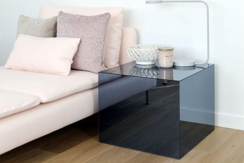 Ikea Hack Lack tafel plexiglas