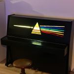Pink Floyd Piano Lights