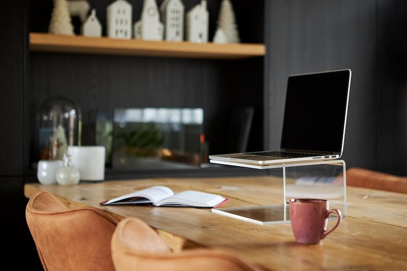 woondecoratie ideeën laptopstandaard maken