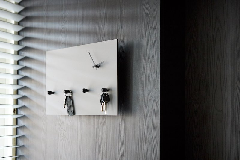woondecoratie ideeën sleutelkapstok maken