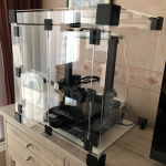 3D printer behuzing