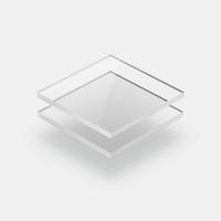 Assortiment plexiglas helder