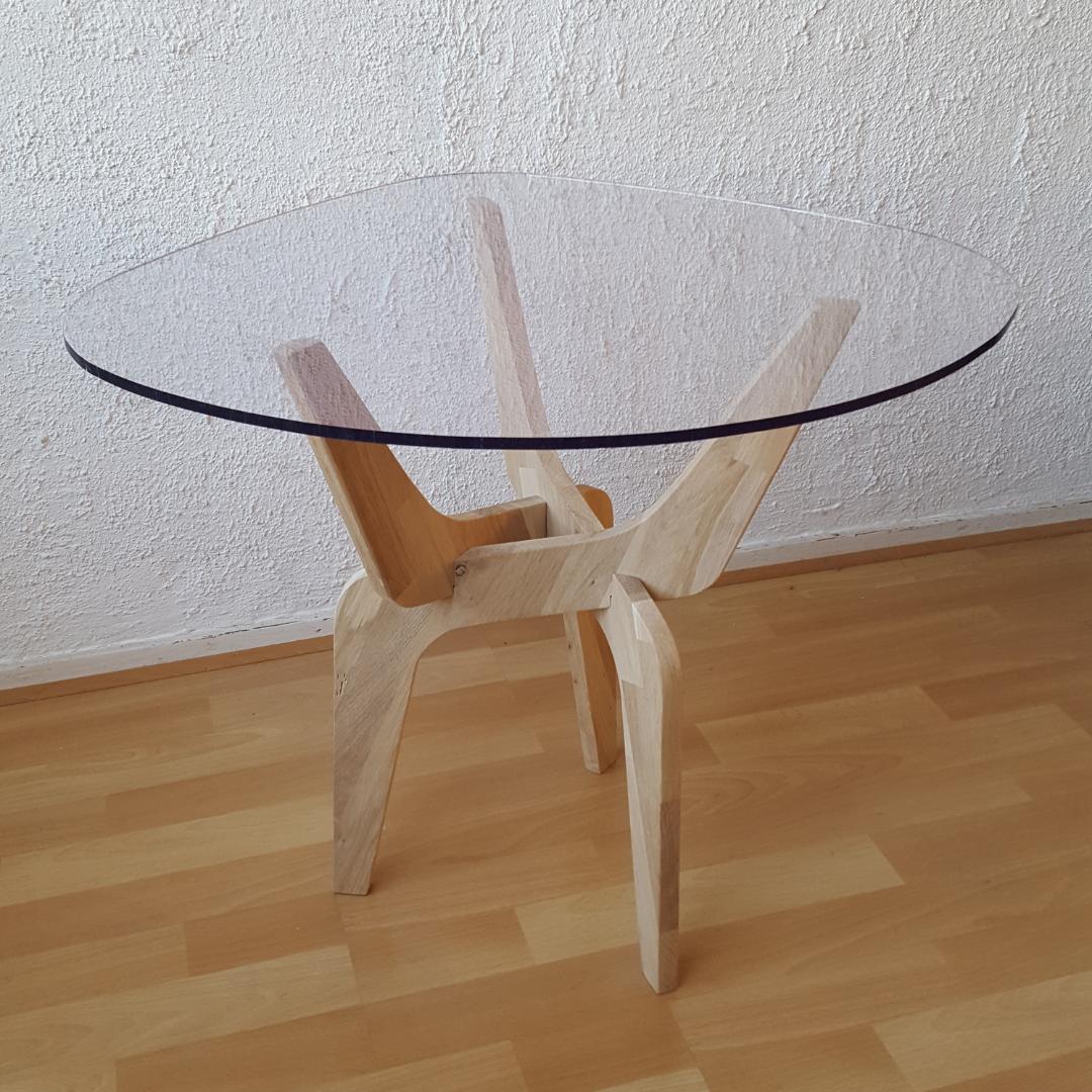 polycarbonaat tafelblad eindresultaat