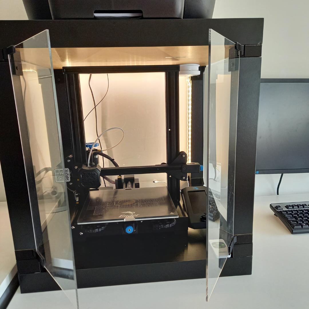 3D printer kast