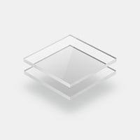 Assortiment polycarbonaat helder